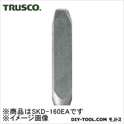 トラスコ バラ刻印A(アルファベット)  16mm SKD160EA