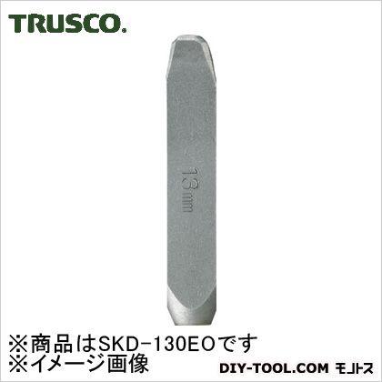 トラスコ バラ刻印O(アルファベット)  13mm SKD130EO