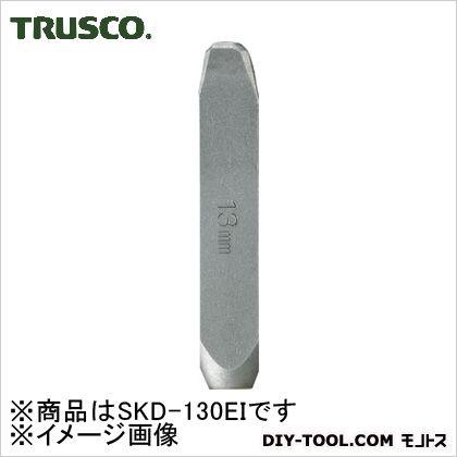 トラスコ バラ刻印I(アルファベット)  13mm SKD130EI