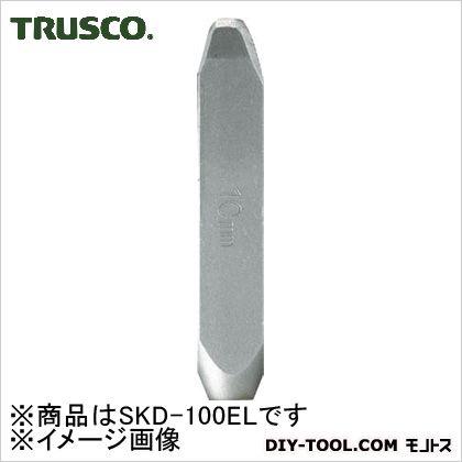 トラスコ バラ刻印L(アルファベット)  10mm SKD100EL