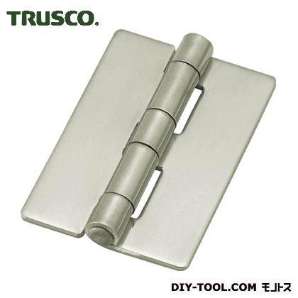 トラスコ SUS平型蝶番穴なし  長さ90 TLS90A