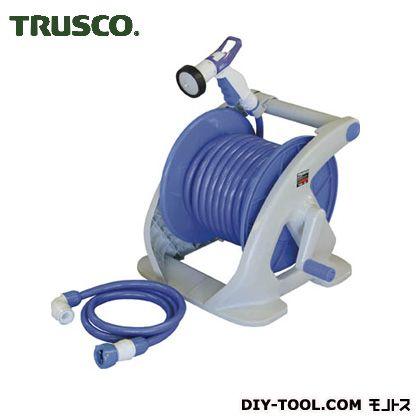 トラスコ ホースリール  20m THR20   リール付きホース 散水・潅水用ホース