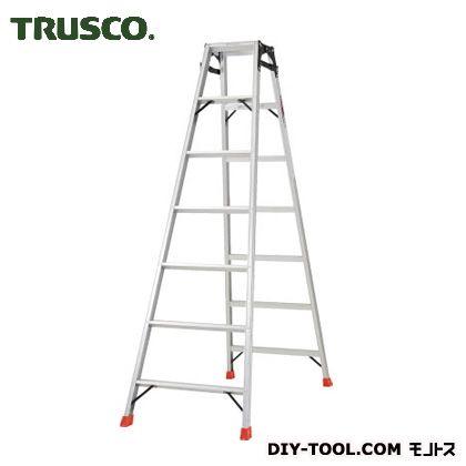 アルミ合金製はしご兼用脚立 高さ1.98m   THK210