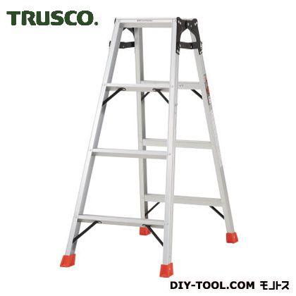 アルミ合金製はしご兼用脚立 高さ1.11m   THK120