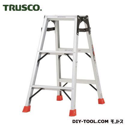 アルミ合金製はしご兼用脚立 高さ0.81m   THK090