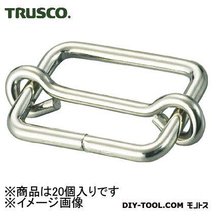 ゴムロープ用金具 バックル 20mm用 (TGR20KB)
