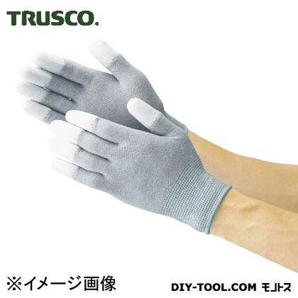 トラスコ 静電気対策用手袋 (指先ウレタンコート)  S TGL2996S