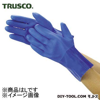 トラスコ 耐油ビニール手袋  L TGL230L