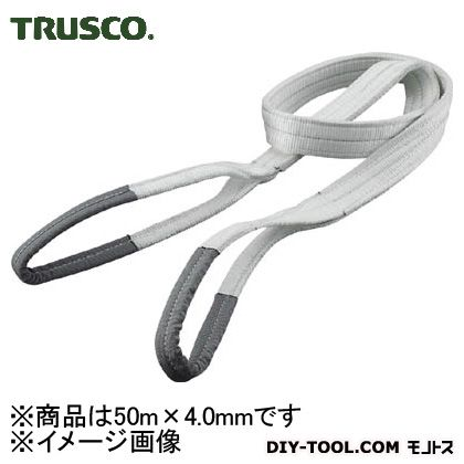 トラスコ ベルトスリング 化学薬品用  1.0t 50mm×4.0m TG5040C
