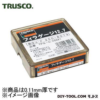 トラスコ フィラゲージ  0.11MM厚 TFG0.11M1