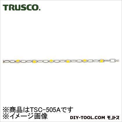ステンレスカットチェーン チェンアイ付  5m TSC505A