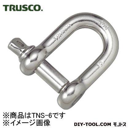 ステンレスネジシャックル  6mm TNS6