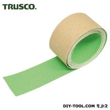 トラスコ 蛍光ノンスリップテープ屋外用 緑 50mm×3m TKNS50