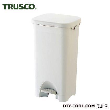 トラスコ エコペダルペール 27.5L (TEP-27) ペール ゴミ箱