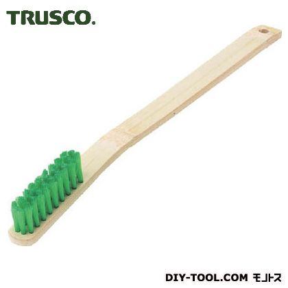 竹ブラシ手植えナイロン4行   TB-3014
