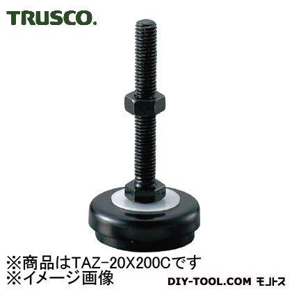 アジャスター鋼製 クロロブレンゴム M20X200 (TAZ20X200C)