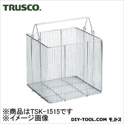 ステンレス洗浄カゴ(角型)   TSK1515