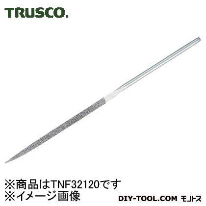 トラスコ ダイヤモンドニードルヤスリ 三角  #120 TNF32120