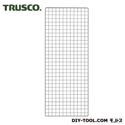 棚用ディスプレイネット取付金具付 黒 600×1500 TN6015
