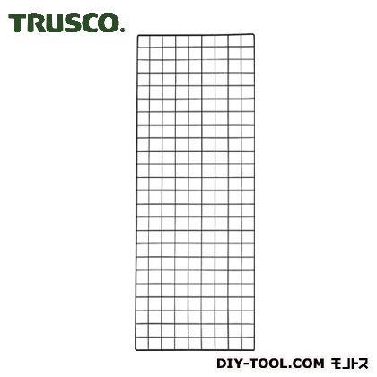 棚用ディスプレイネット取付金具付 黒 450×1200 TN4512
