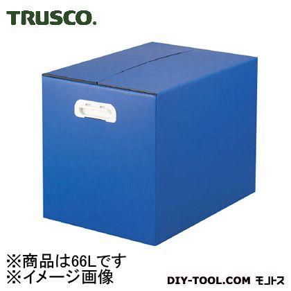 ダンプラケース ダークブルー  5mm厚:531×380×330 TDPB3D