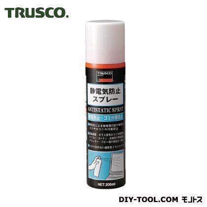 トラスコ 静電防止スプレー  200ml TCSB200