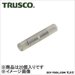 絶縁被覆付圧着スリーブより線 2B型  0.30~1.65mm TTGVB1.25 20 個