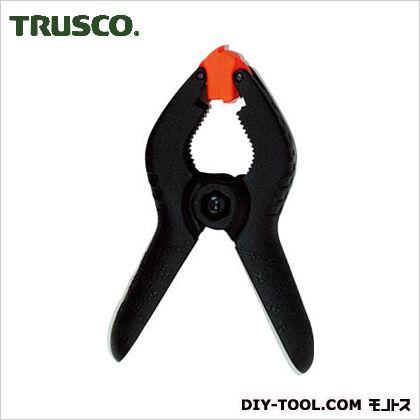 樹脂製スプリングクランプ  口開25mm TPSC25