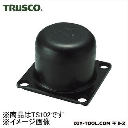 ゴムバッファー反力24500Nストローク25mm (TS102)