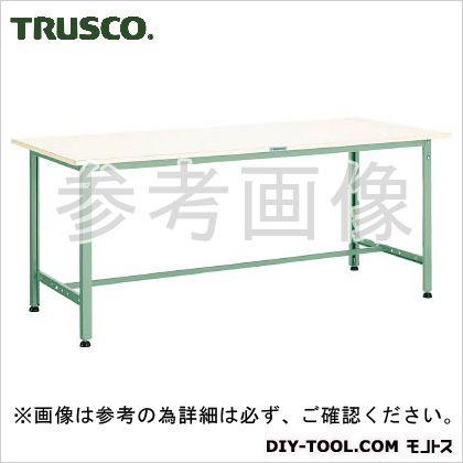 AE型作業台ポリ化粧天板  1500×900×740 AE1509