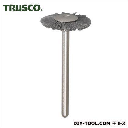 トラスコ 平型ブラシダイヤ   203H7