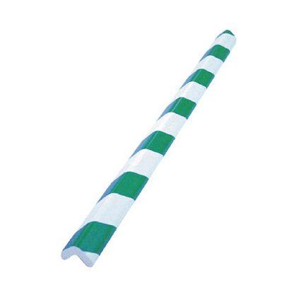 安心クッションL字型 緑・白 大 TAC-101 1 本