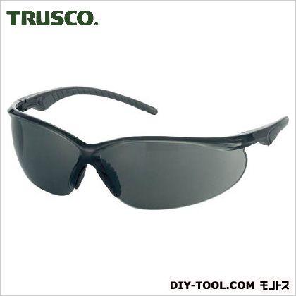 二眼型セーフティグラス(ソフトテンプルタイプ) グレー  TSG147GY