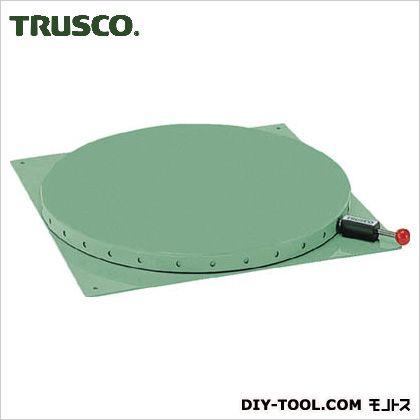 回転台丸型テーブル鉄板 φ600 耐荷重500kg (RT600)