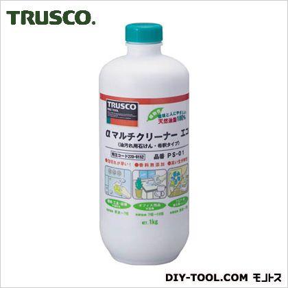 トラスコ αマルチクリーナーエコ  1kg PS01