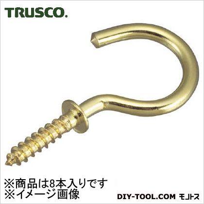 トラスコ 真鍮洋灯釘  38mm TYTB38 8 本
