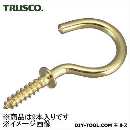 トラスコ 真鍮洋灯釘  35mm TYTB35 9 本