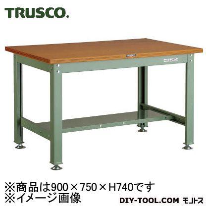 中量HW作業台ダップ天板  900×750 HW0975