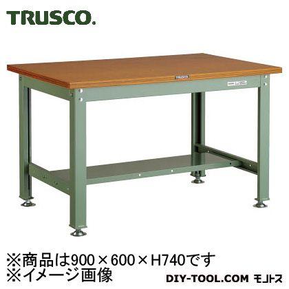 中量HW作業台ダップ天板  900×600 1200kg HW0960