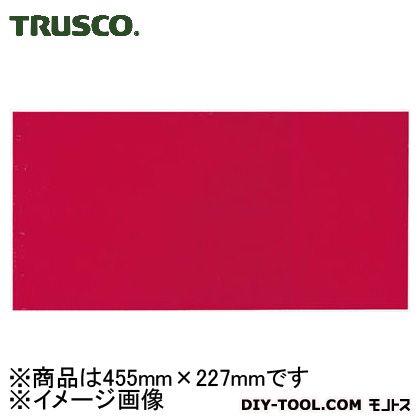 反射シートプリズムシート式 赤  455×227 HS4522P