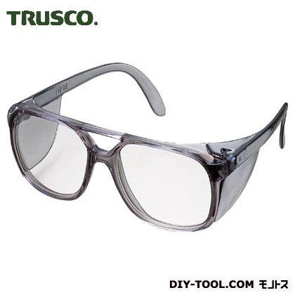 トラスコ 二眼型セーフティグラスプラスチックフレームタイプ   GS404