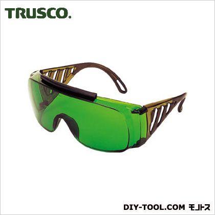 1眼型遮光グラスガス溶接用プラスチック#3 (GS37W)