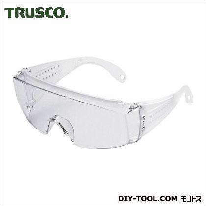 1眼防塵用高級セーフティグラス 透明   GS180N