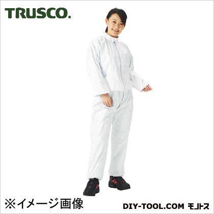 タイベック製保護服縦襟ツーピース  L DPm502