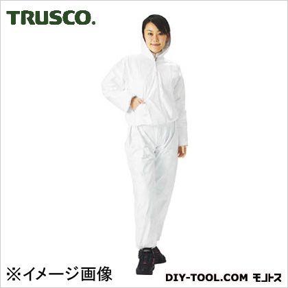 タイベック製保護服フード付上下セット  L DPm501