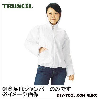 タイベック製保護服フード付ジャンパー S (DPm201)