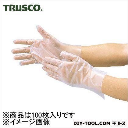 ポリエチレン手袋 M (DPm1833)