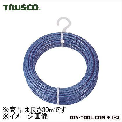PVC被覆メッキ付ワロープ   CWP4S30