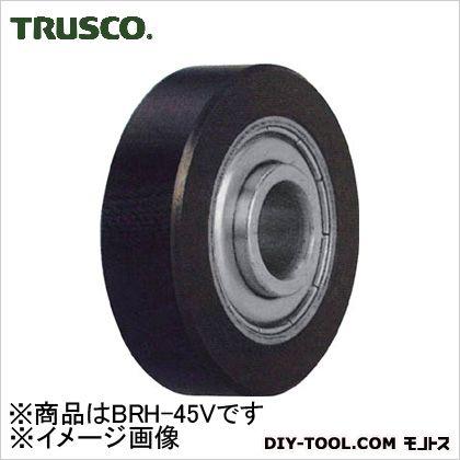 トラスコ ベストローラー重荷重用 片カラー  φ45 BRH45V