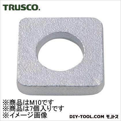 テーパーワツシャー三価白M10(31/8)7個入   B755-0010 7 個